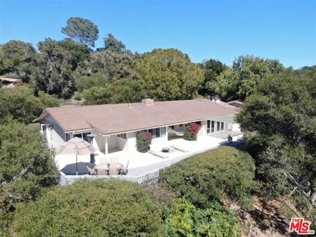 1057 Monte Drive, Santa Barbara, CA 93110 (MLS #20623362) :: Desert Area Homes For Sale