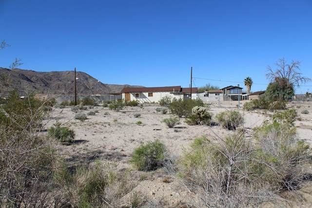0 Bullion Ave. Avenue, 29 Palms, CA 92277 (#219048363PS) :: RE/MAX Masters
