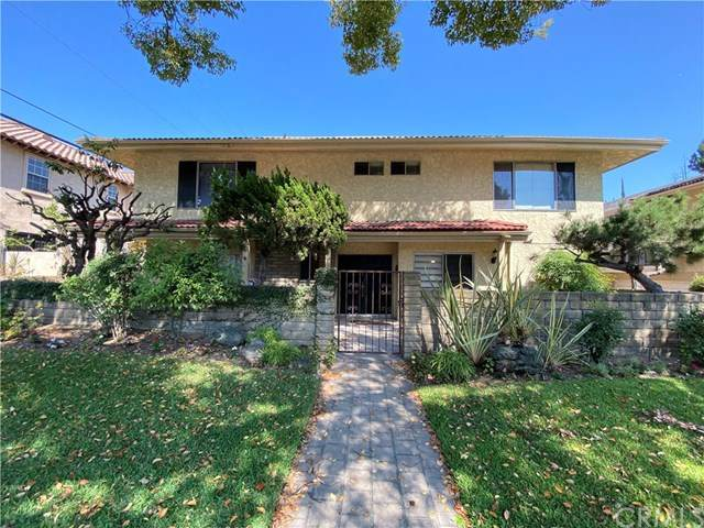 1024 S Golden West Avenue #1, Arcadia, CA 91007 (#WS20174590) :: Compass