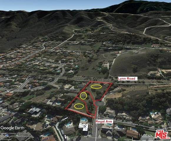 140 S Regal Avenue, Newbury Park, CA 91320 (#20623732) :: Go Gabby