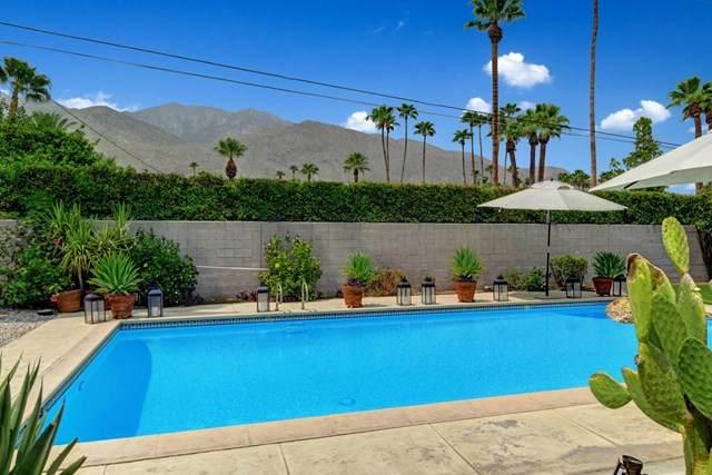 1645 S Sunrise Way, Palm Springs, CA 92264 (#219048403PS) :: Crudo & Associates