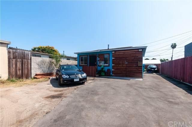 11142 S Prairie Avenue, Inglewood, CA 90303 (MLS #PV20175822) :: Desert Area Homes For Sale
