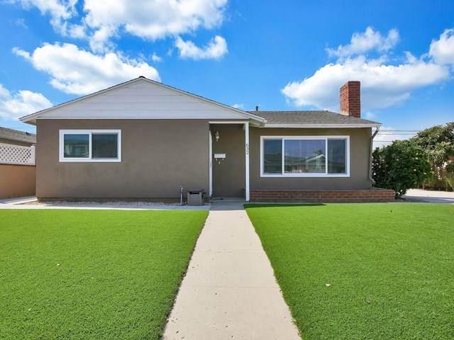 632 Redwood Street, Oxnard, CA 93033 (#V0-220009296) :: Go Gabby