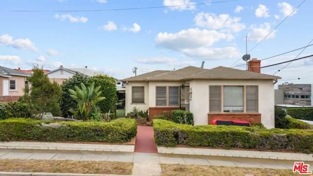 1002 8Th Place, Hermosa Beach, CA 90254 (#20624564) :: Crudo & Associates