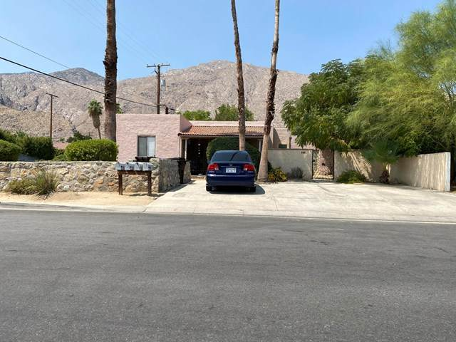 595 S Calle Palo Fierro, Palm Springs, CA 92264 (#219048581DA) :: The Results Group