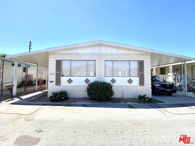 15468 Celtic Street #69, Mission Hills (San Fernando), CA 91345 (#20624984) :: Crudo & Associates