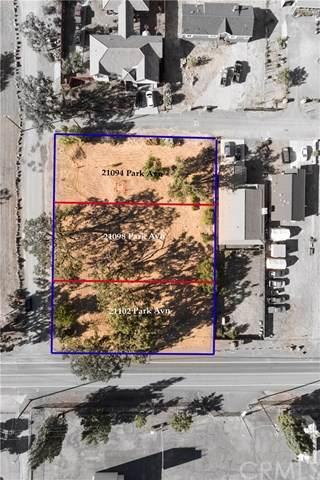 21098 Park Avenue, Middletown, CA 95461 (#LC20142824) :: The Laffins Real Estate Team