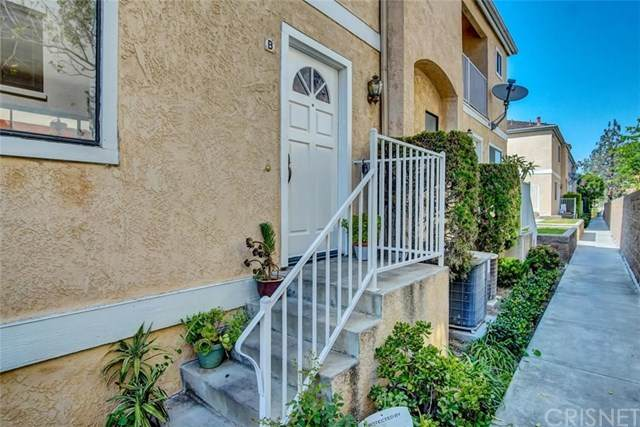 618 E 219th Street B, Carson, CA 90745 (#SR20177777) :: The Laffins Real Estate Team