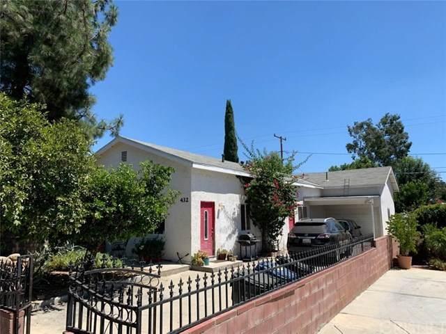 432 Harps Street, San Fernando, CA 91340 (#SR20179186) :: The Brad Korb Real Estate Group