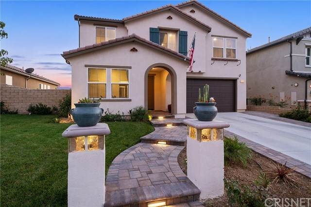19646 Martellus Drive, Saugus, CA 91350 (#SR20179356) :: The Marelly Group | Compass