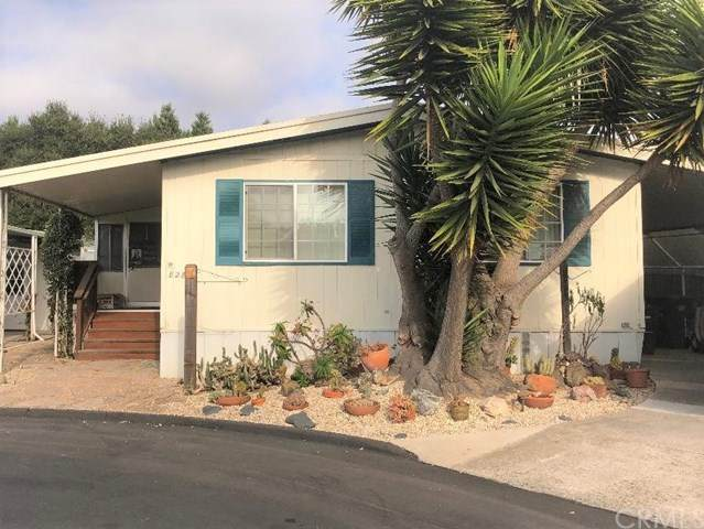 828 Muirfield Drive #6, Arroyo Grande, CA 93420 (MLS #PI20178918) :: Desert Area Homes For Sale