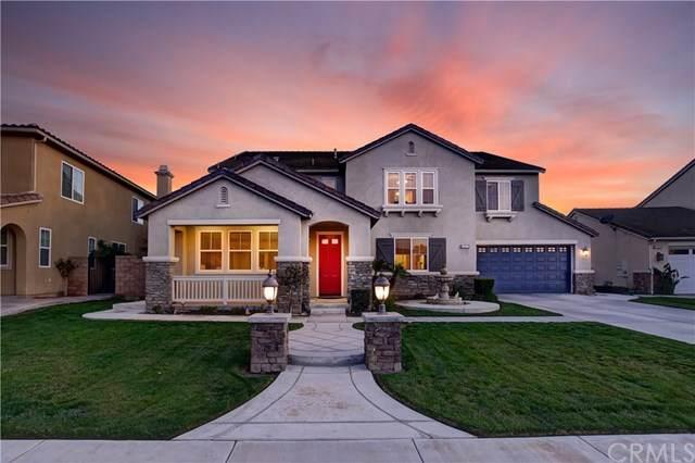 14175 Autumn Creek Court, Eastvale, CA 92880 (#DW20167036) :: Compass