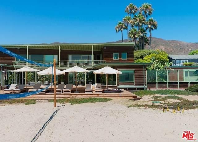 30822 Broad Beach Road, Malibu, CA 90265 (#20624746) :: Re/Max Top Producers