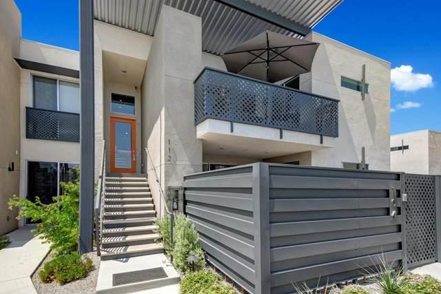 112 The Riv, Palm Springs, CA 92262 (#219048743PS) :: Crudo & Associates