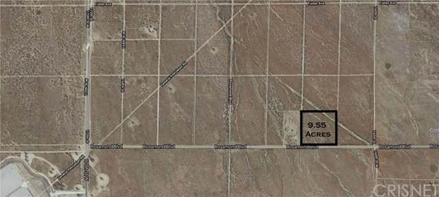 0 Rosamond Blvd Nr 163rd St W, Rosamond, CA 93560 (#SR20180758) :: Rogers Realty Group/Berkshire Hathaway HomeServices California Properties