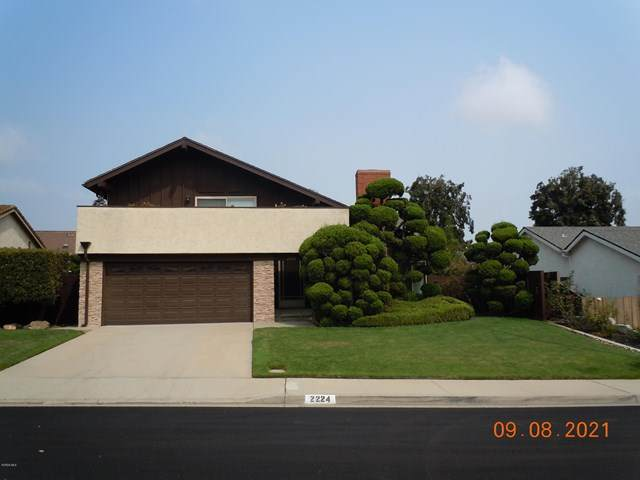 2224 Via Tomas, Camarillo, CA 93010 (#220009464) :: Hart Coastal Group