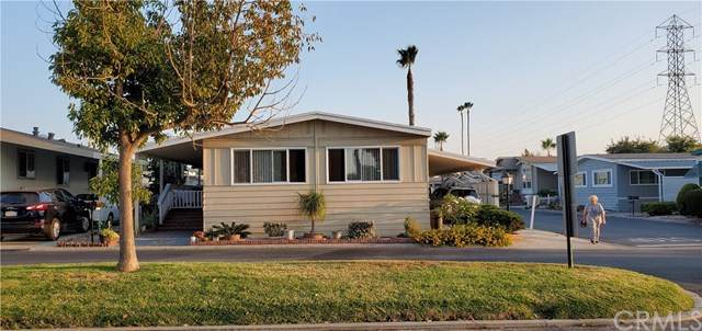 17700 Avalon Boulevard #339, Carson, CA 90746 (#SB20176297) :: Team Tami