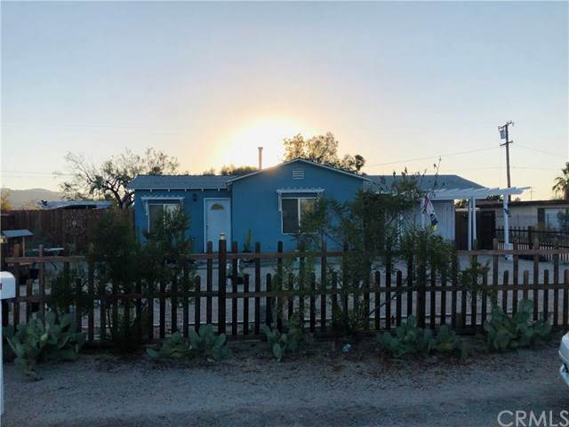 6616 El Rey Avenue, 29 Palms, CA 92277 (#IV20180925) :: Realty ONE Group Empire