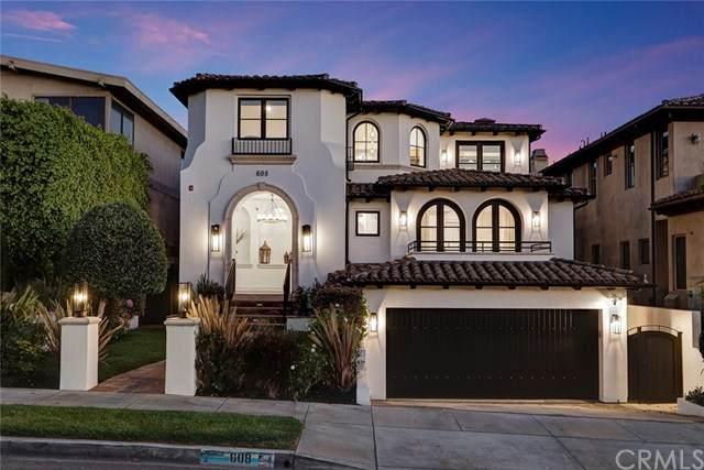 608 15th Street, Manhattan Beach, CA 90266 (#SB20179593) :: Crudo & Associates