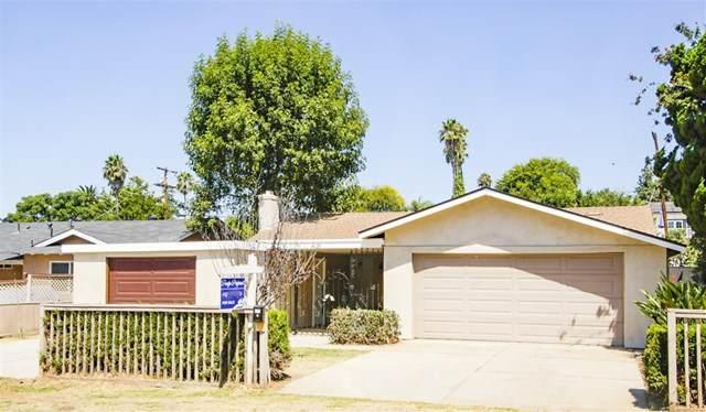 420 E 11Th Ave, Escondido, CA 92025 (#200042586) :: Crudo & Associates