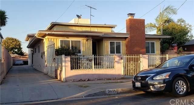 3935 W 108th Street #1, Inglewood, CA 90303 (MLS #IN20180253) :: Desert Area Homes For Sale