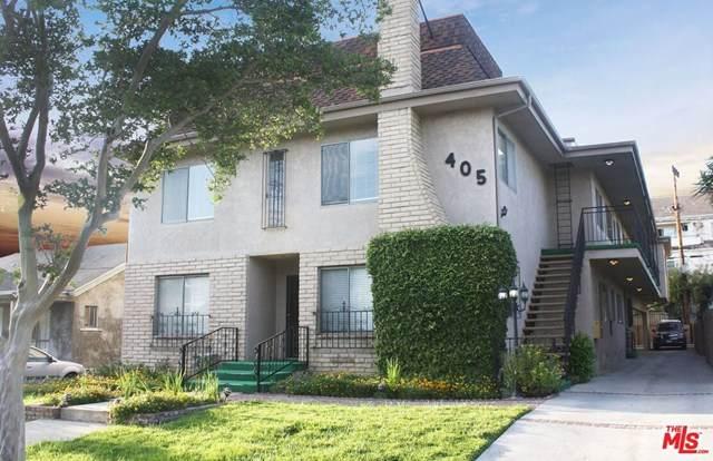 405 Salem Street, Glendale, CA 91203 (MLS #20627432) :: Desert Area Homes For Sale