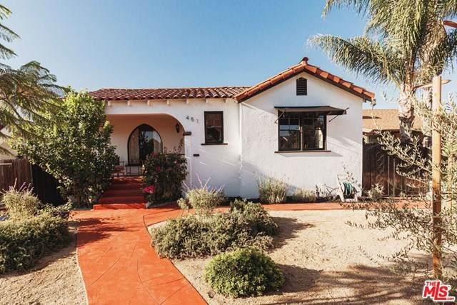 451 W Maple Street, Glendale, CA 91204 (MLS #20626778) :: Desert Area Homes For Sale