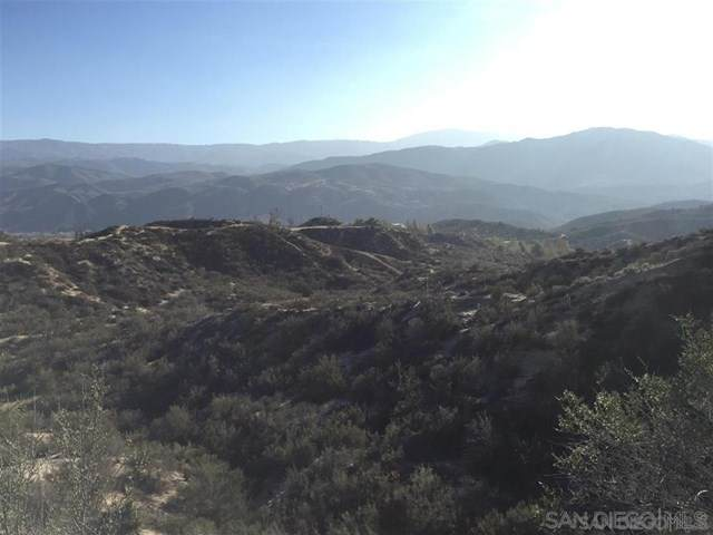 0 Sandstone, Aguanga, CA 92536 (#200042735) :: American Real Estate List & Sell