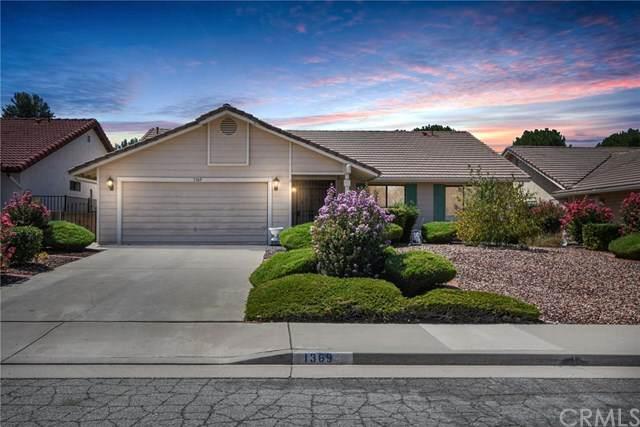 1369 Hickory Drive, Hemet, CA 92545 (#SW20179458) :: RE/MAX Empire Properties