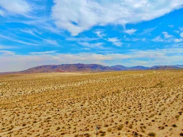 65 Utah Trail, 29 Palms, CA 92277 (#219048922PS) :: Crudo & Associates