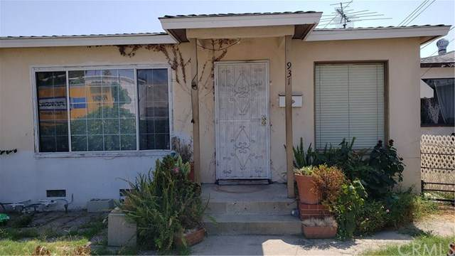 927 W 1st Street, San Pedro, CA 90731 (#SB20181165) :: The Laffins Real Estate Team