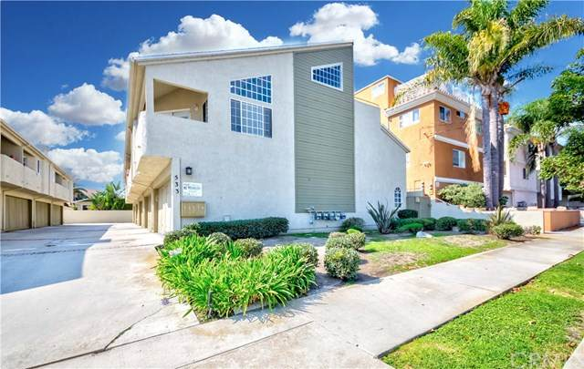 533 W 23rd Street #6, San Pedro, CA 90731 (#SB20180980) :: The Laffins Real Estate Team