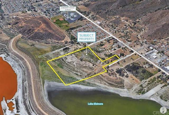 Grand Ave & Russel St, Lake Elsinore, CA 92530 (#200042882) :: Go Gabby