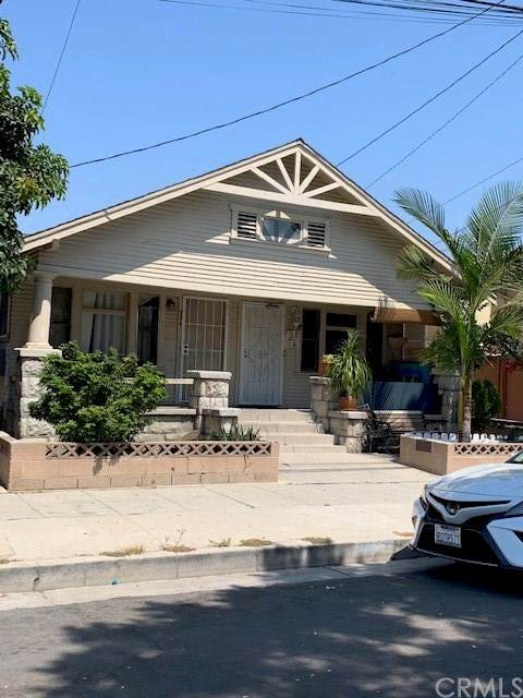 322 W 12th Street, San Pedro, CA 90731 (MLS #IN20183166) :: Desert Area Homes For Sale