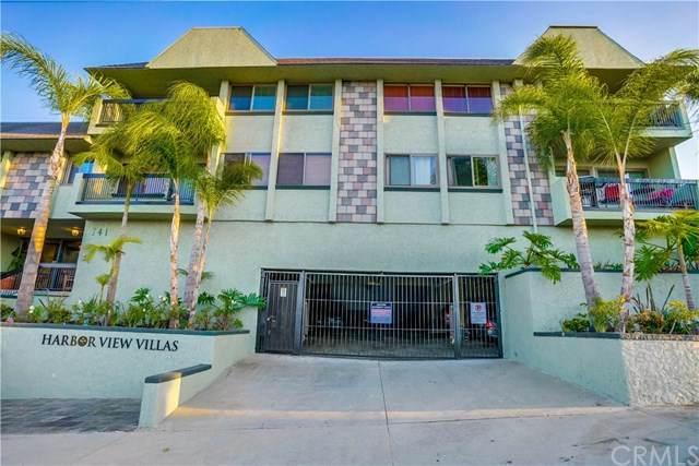 741 W 24th Street #25, San Pedro, CA 90731 (#SB20182337) :: The Najar Group