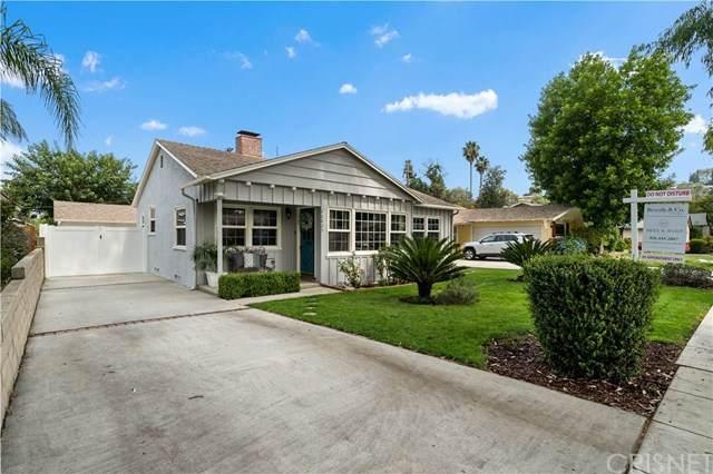 22025 De La Osa Street, Woodland Hills, CA 91364 (#SR20182853) :: Cal American Realty