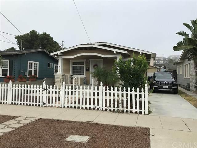 2625 S Pacific Avenue, San Pedro, CA 90731 (#PW20182981) :: The Laffins Real Estate Team