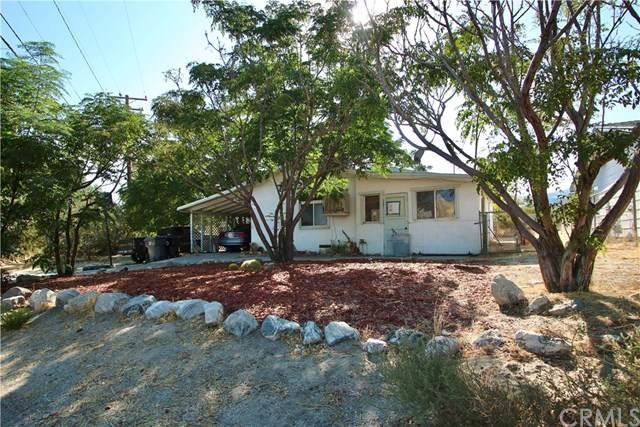 11052 West Drive, Morongo Valley, CA 92256 (#JT20183958) :: The Laffins Real Estate Team