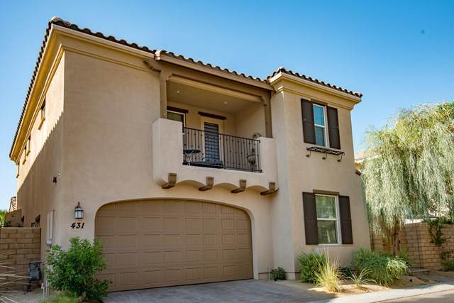 431 Tan Oak Drive, Palm Springs, CA 92262 (#219049039DA) :: The Miller Group