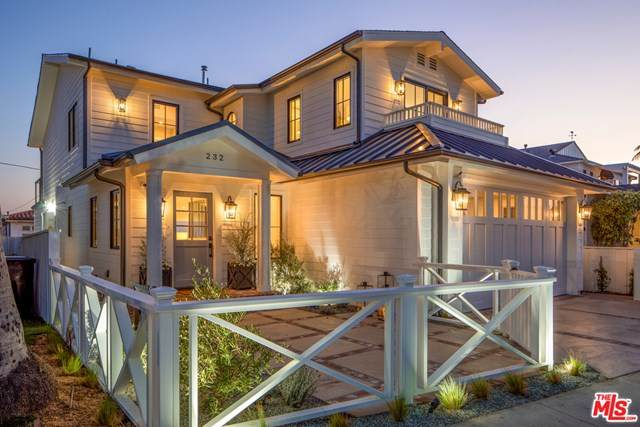 232 Waterview Street, Playa Del Rey, CA 90293 (#20627708) :: Crudo & Associates