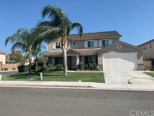 8060 Finch Street, Corona, CA 92880 (#IG20180960) :: Compass