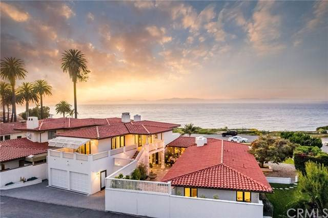 400 Paseo Del Mar, Palos Verdes Estates, CA 90274 (#SB20183435) :: The Miller Group