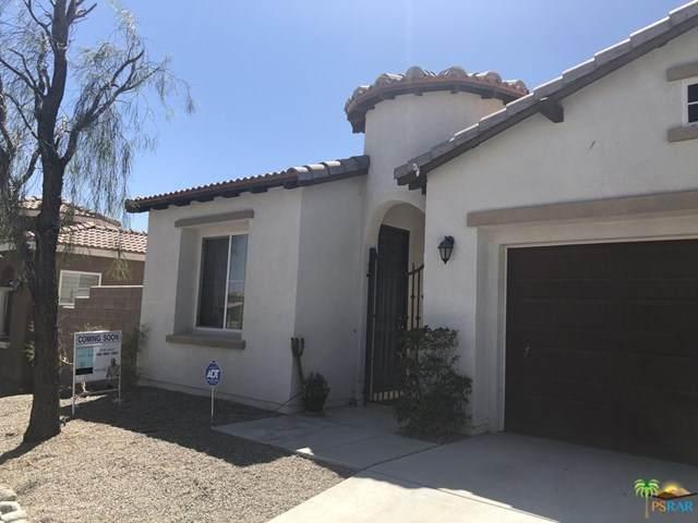62491 N Starcross Drive, Desert Hot Springs, CA 92240 (#20628568) :: Team Forss Realty Group