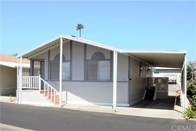 1540 E Trenton Avenue #120, Orange, CA 92867 (#TR20184949) :: Crudo & Associates