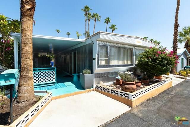 516 Jade Lane, Palm Springs, CA 92264 (#20627698) :: Crudo & Associates