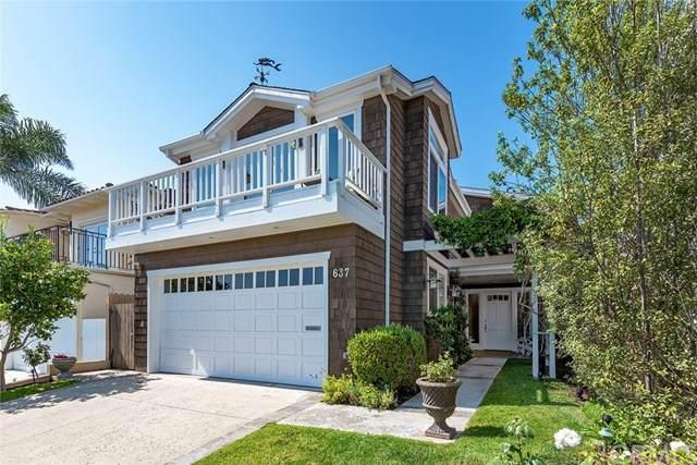 637 17th Street, Manhattan Beach, CA 90266 (#SB20184960) :: Crudo & Associates