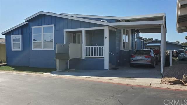 500 Rancheros Drive #54, San Marcos, CA 92069 (MLS #OC20185107) :: Desert Area Homes For Sale