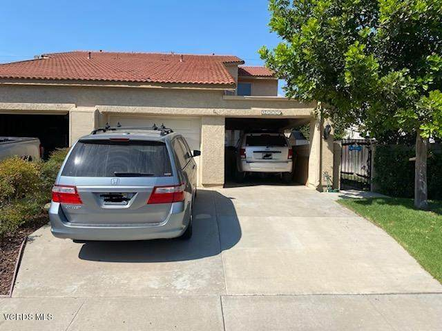 11857 Nightingale Street, Moorpark, CA 93021 (#220009585) :: The Results Group