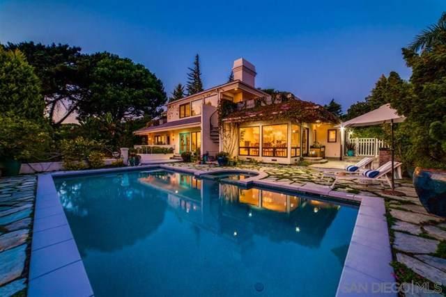434 Via De Vista, Solana Beach, CA 92075 (#200043540) :: The Laffins Real Estate Team