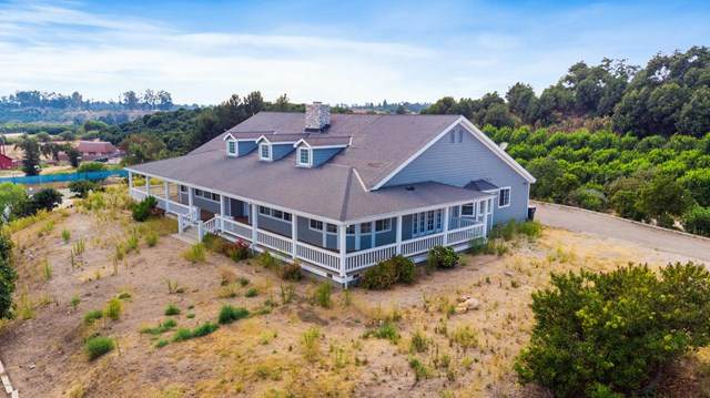 6137 Grimes Canyon Road, Moorpark, CA 93021 (#220009588) :: The Laffins Real Estate Team